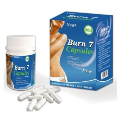 Burn 7 Slimming Capsule