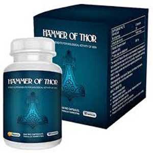 Hammer of thor capsules